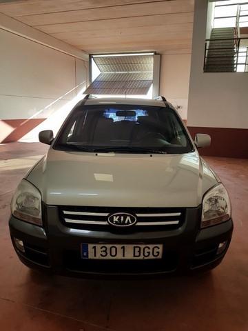Kia Sportage 4 X 4 (