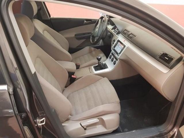 Volkswagen Passat año 2006 motor 2000 diésel 143 caballos